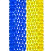 Blå og gul