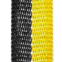 Sort og gul