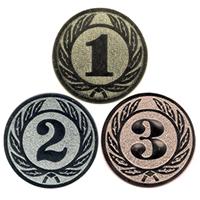 Et, to og tre tal