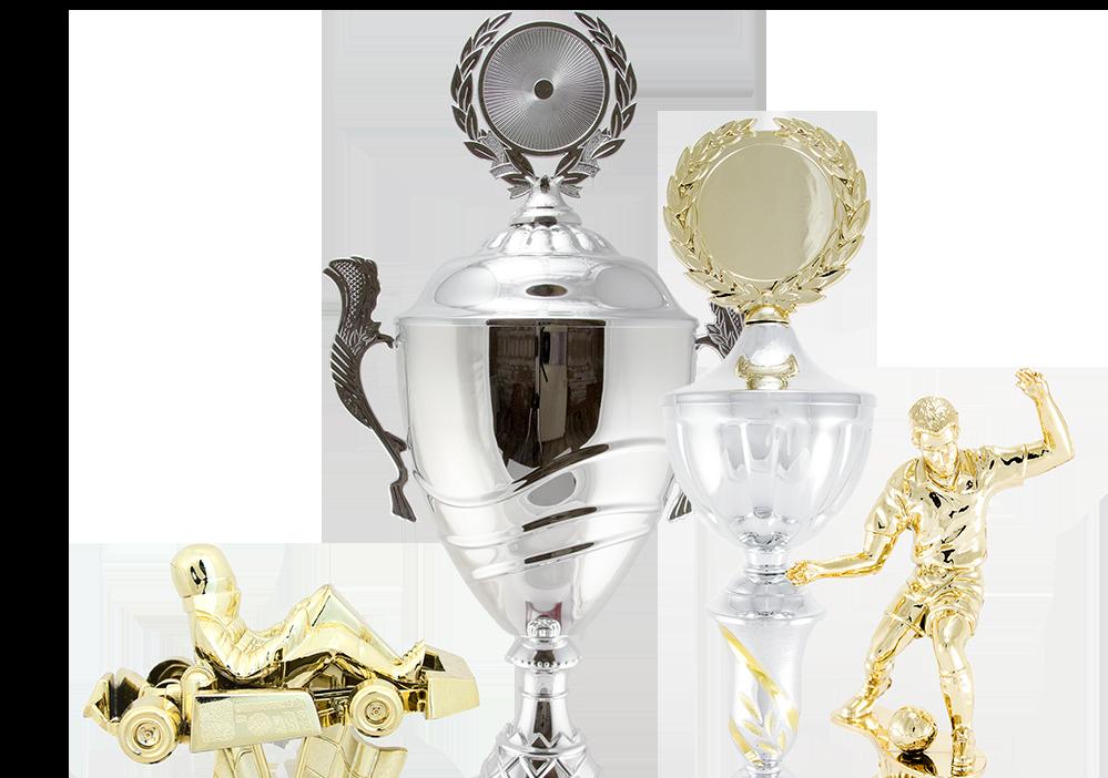 Pokaler Medaljer og Statuetter